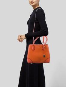 Michael Kors Mercer Gallery Medium Shoulder Bag