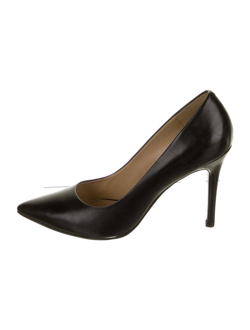 Michael Kors Claire Leather Pumps Black - image 1