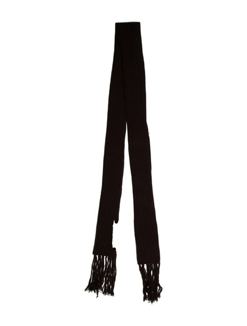 Michael Kors Cashmere Scarf Brown
