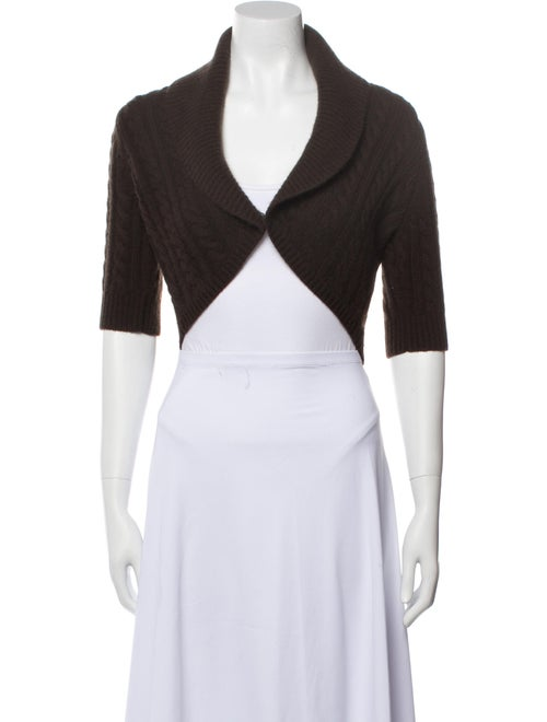 Michael Kors Cashmere Sweater Brown