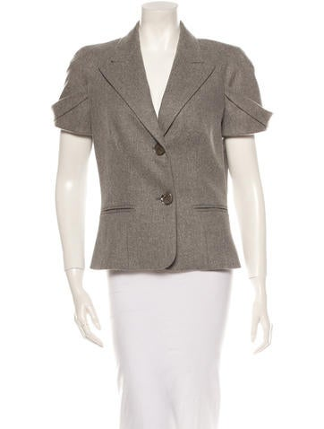 Wool Blazer w/ Tags
