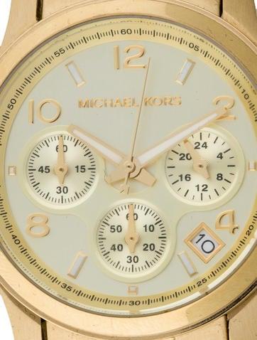 Runway Chronograph Watch