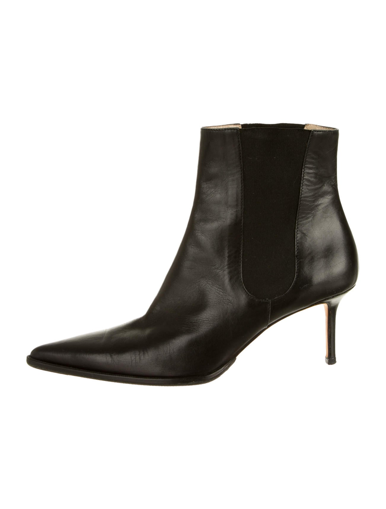 michael kors ankle boots shoes mic25396 the realreal