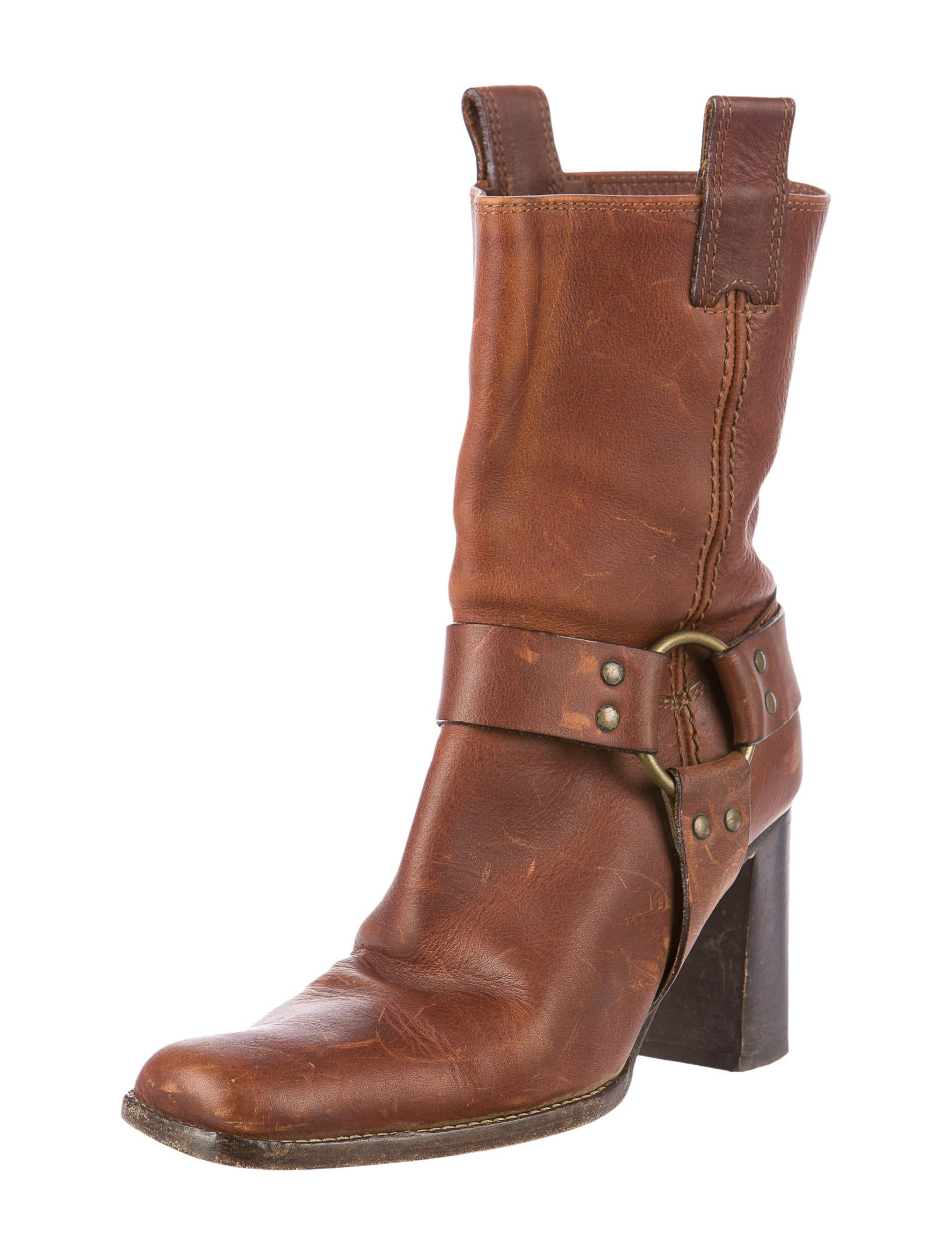 michael kors boots shoes mic26606 the realreal