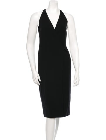 Michael Kors Wool Dress None