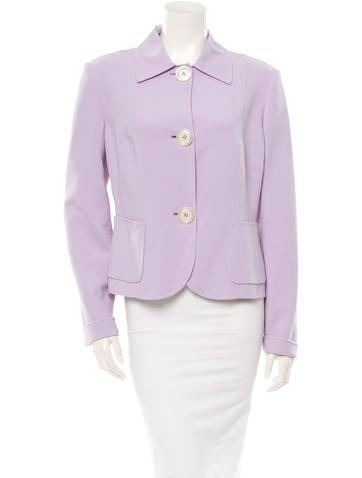 Michael Kors Wool Jacket None