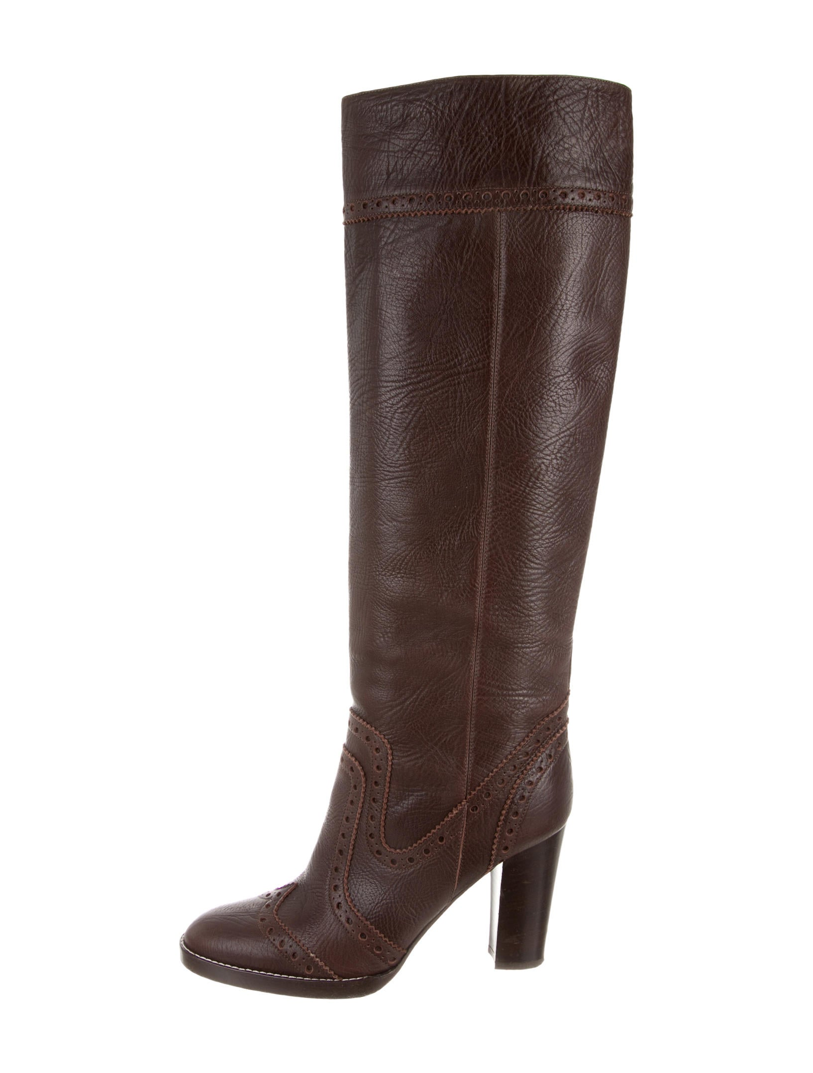 michael kors boots shoes mic31659 the realreal