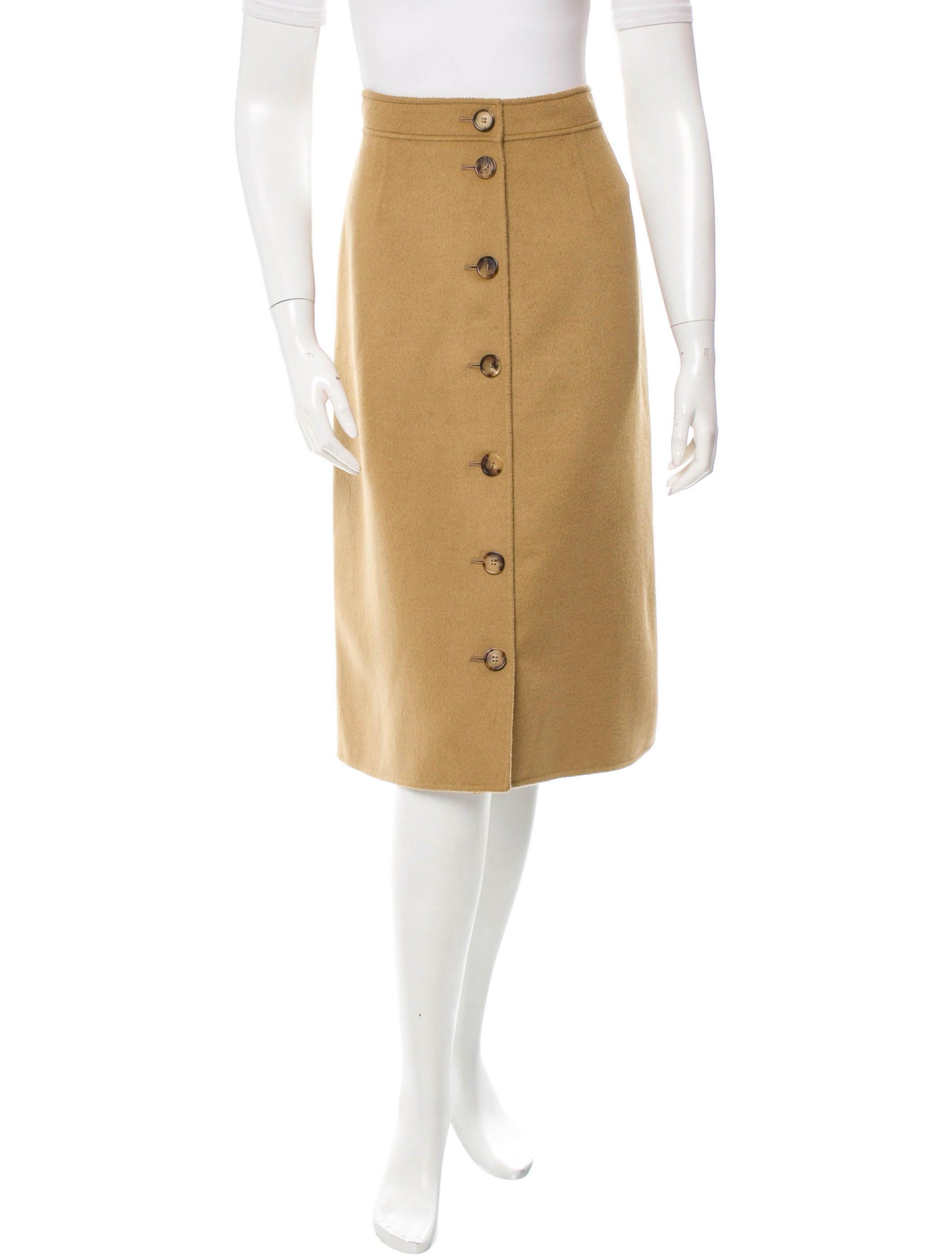 michael kors button up midi skirt clothing mic35400