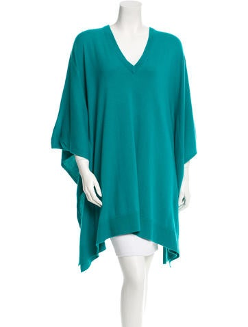 Michael Kors Draped Cashmere Tunic w/ Tags None