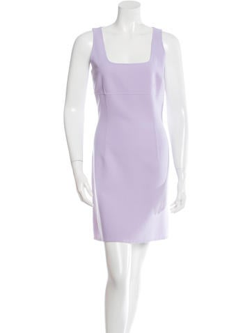 Michael Kors Sleeveless Sheath Dress