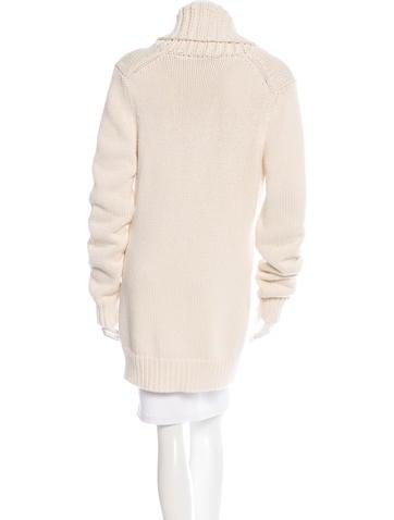 Chunky Knit Oversized Cardigan