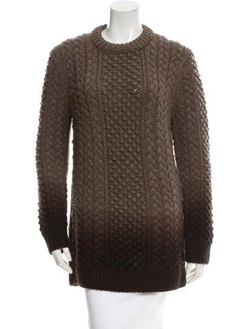 Wool Ombré Sweater