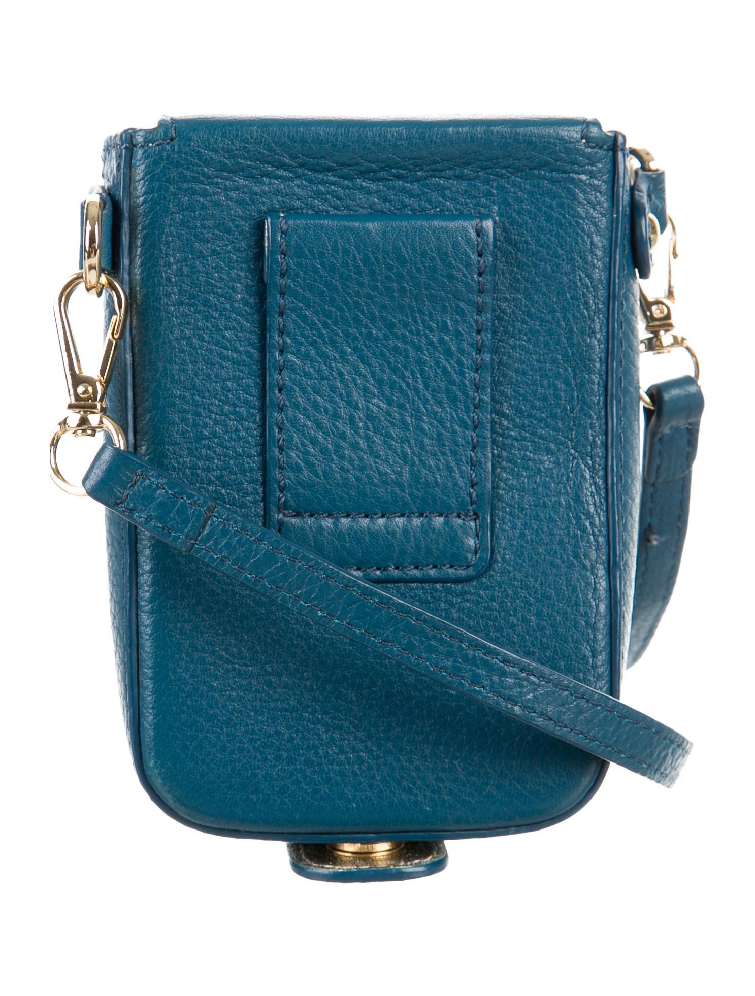 a437271cdcaa Michael Michael Kors Pebbled Leather Phone Crossbody Bag | Stanford ...