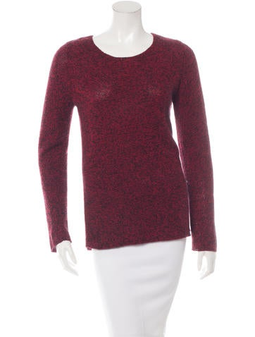 Michael Kors Cashmere Long Sleeve Sweater None