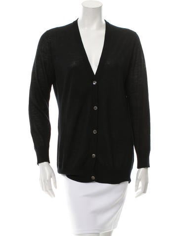 Michael Kors Cashmere Knit Cardigan None