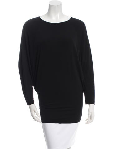 Michael Kors Woven Dolman Sleeve Top None