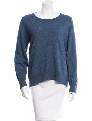 Michael Kors High-Low Oversize Sweater None