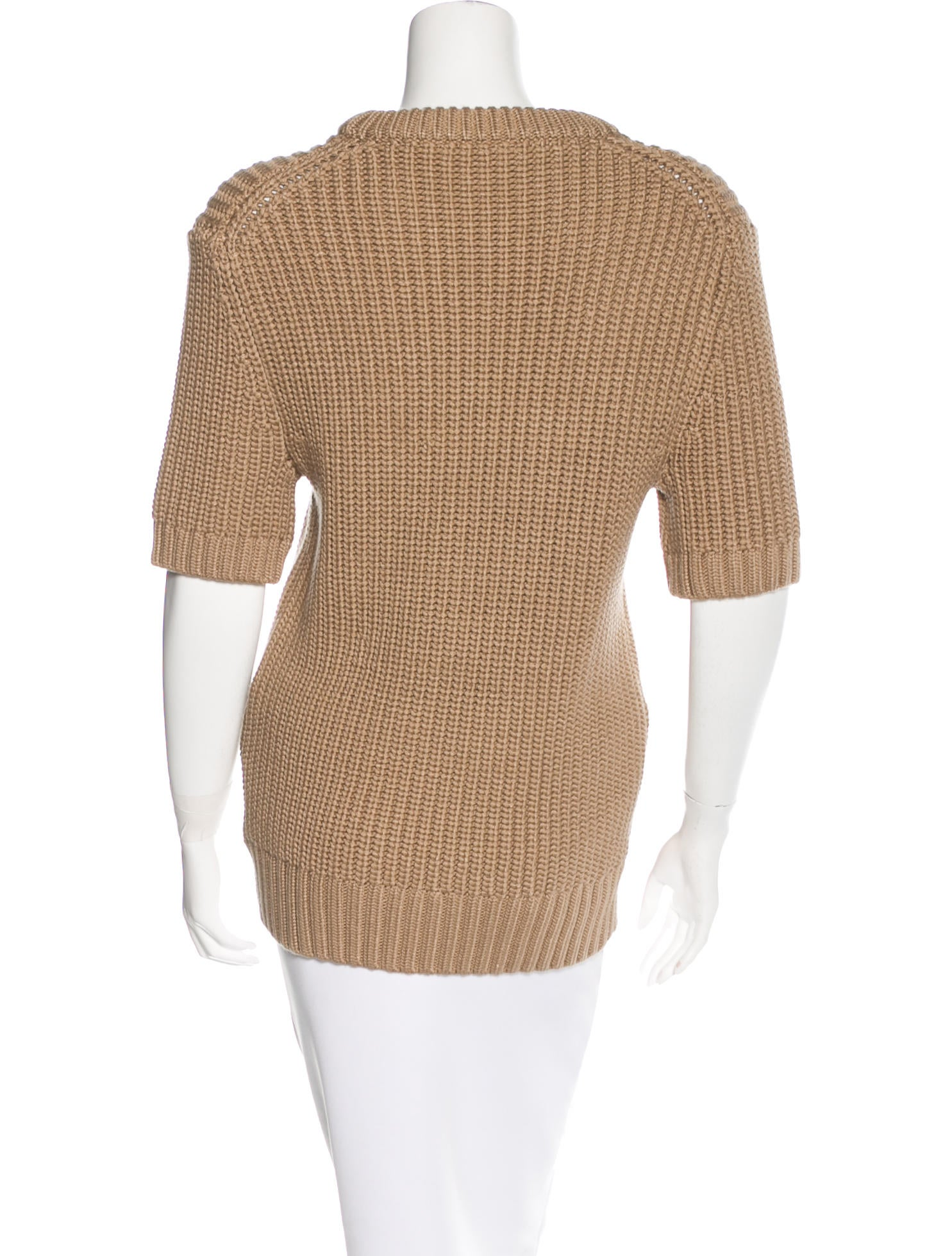 Shop short sleeved knit tops for women. Find unique styles of womens short sleeve tops and tees.