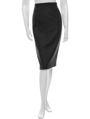 Michael Kors Wool Pencil Skirt w/ Tags