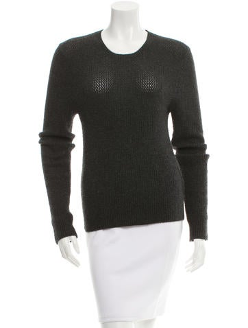 Michael Kors Cashmere Crew Neck Sweater None