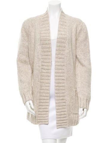 Michael Kors Long Sleeve Knit Cardigan None