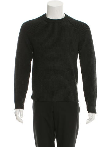 Michael Kors Pullover Rib Knit Sweater None