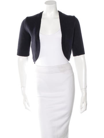 Michael Kors Knit Cashmere Cardigan None
