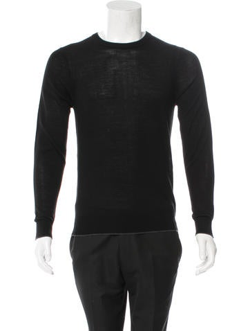 Michael Kors Merino Wool Crew Neck Sweater w/ Tags None