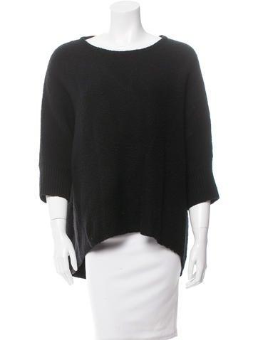 Michael Kors Oversize Wool Sweater None