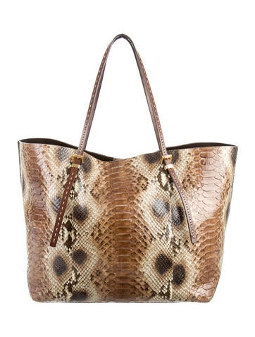Python Tote Bag