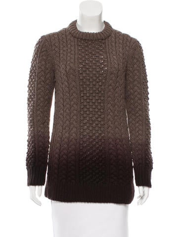 Michael Kors Wool Ombré Sweater w/ Tags None