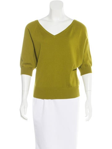 Michael Kors Cashmere Short Sleeve Sweater w/ Tags None