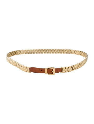 Michael Kors Skinny Waist Belt