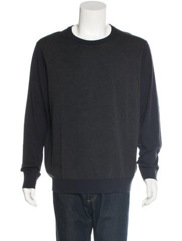 Michael Kors Wool-Blend Crew Neck Sweater w/ Tags None