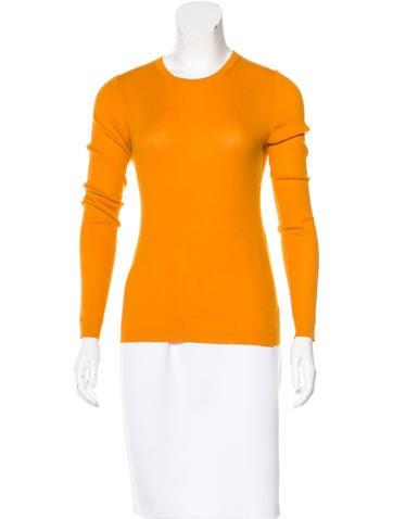 Michael Kors Cashmere Rib Knit Sweater None