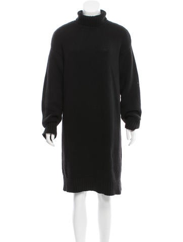 Michael Kors Cashmere Sweater Dress None