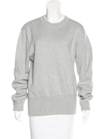 Michael Kors Crew Neck Pullover Sweater None