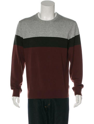 Michael Kors Colorblock Woven Sweatshirt None