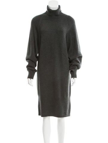 Michael Kors Cashmere Sweater Dress None