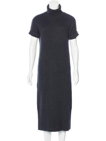Michael Kors Cashmere Maxi Dress None