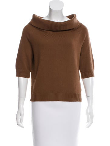 Michael Kors Knit Cashmere Sweater None
