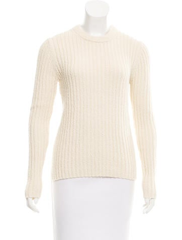 Michael Kors Textured Knit Sweater None