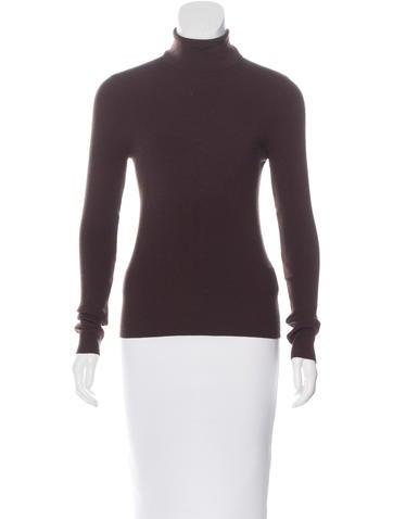 Michael Kors Rib Knit Long Sleeve Sweater None