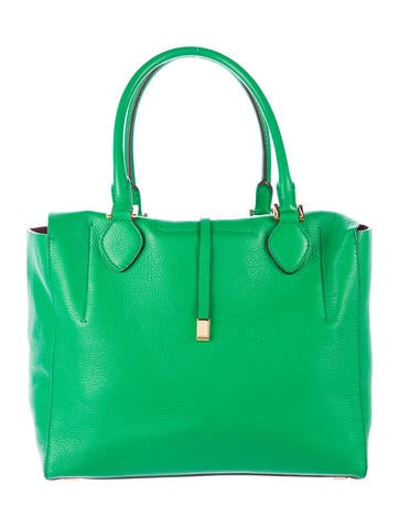 Miranda Leather Tote