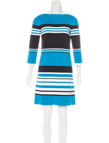 Michael Kors Collection 2016 Striped Dress w/ Tags None