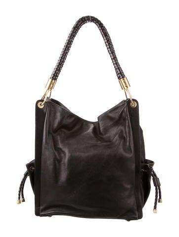 michael kors skorpios shopper bag handbags mic48164 the realreal. Black Bedroom Furniture Sets. Home Design Ideas
