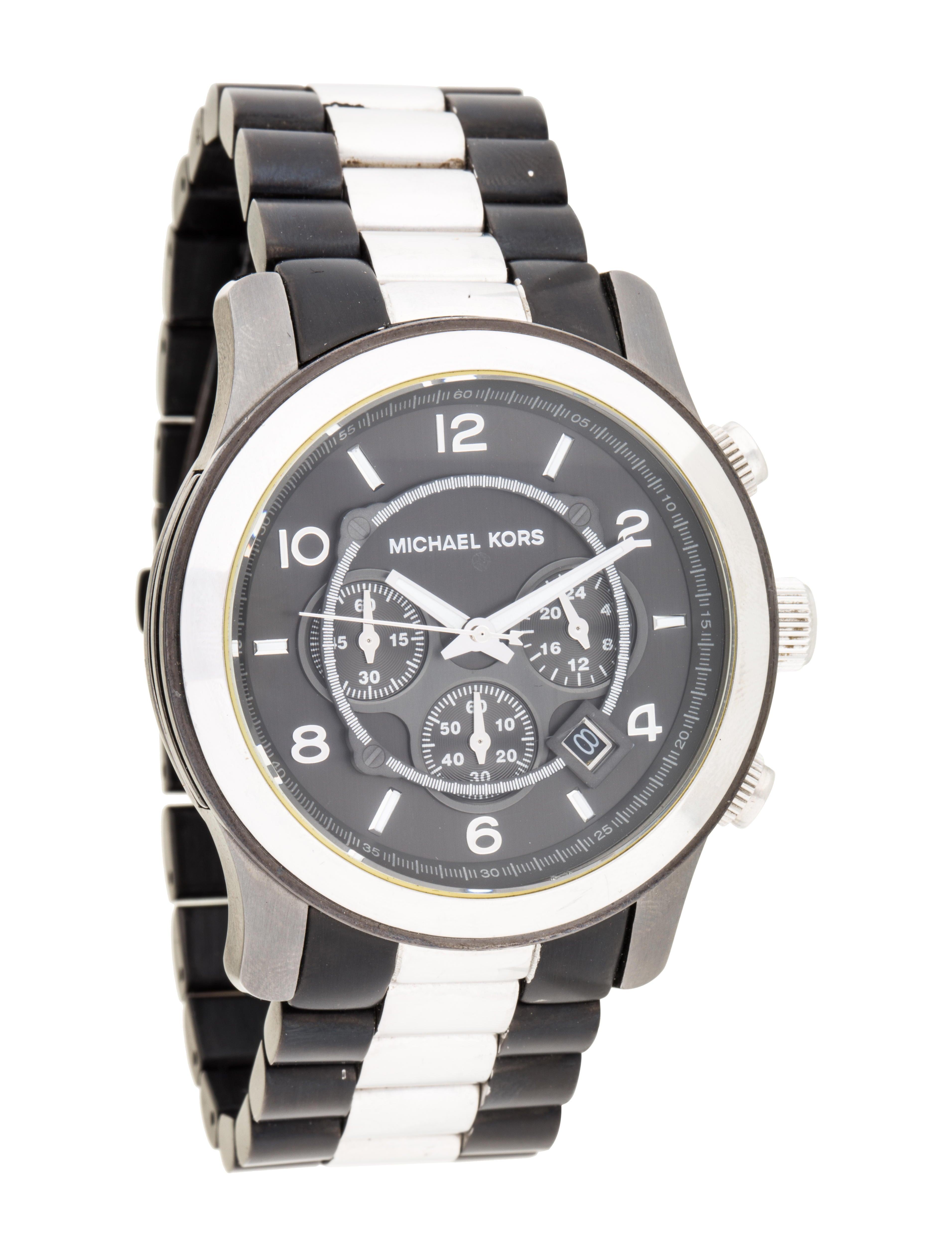 38533984942d Michael Kors Runway Watch - Bracelet - MIC48666