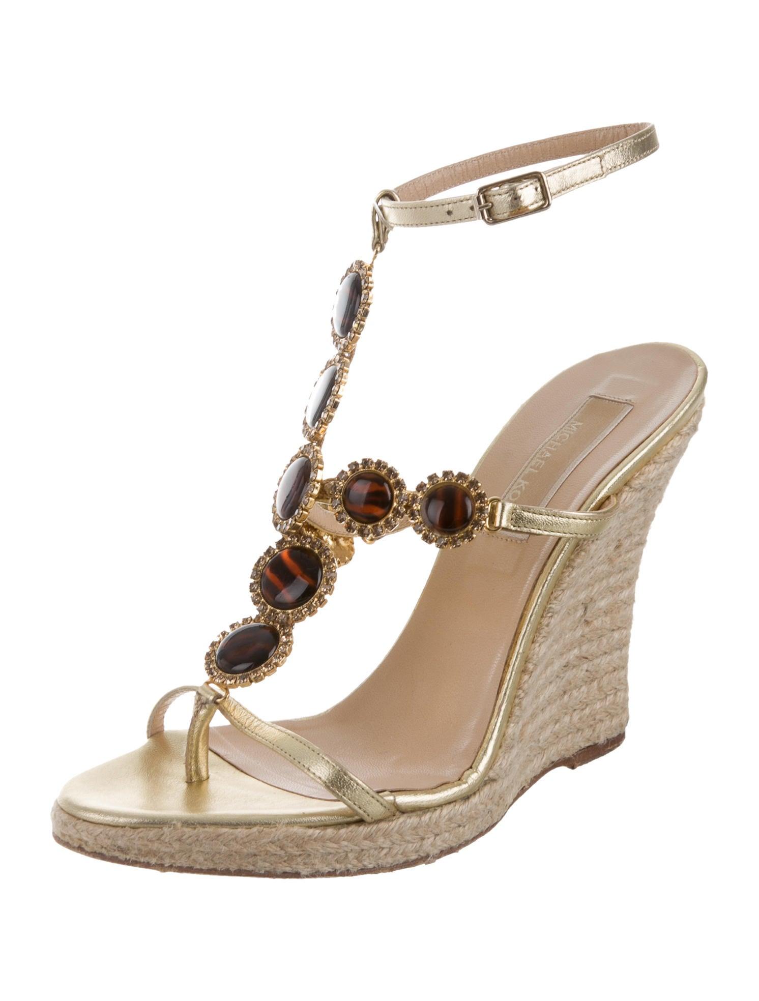 Michael Kors Shoes Wedges Sale