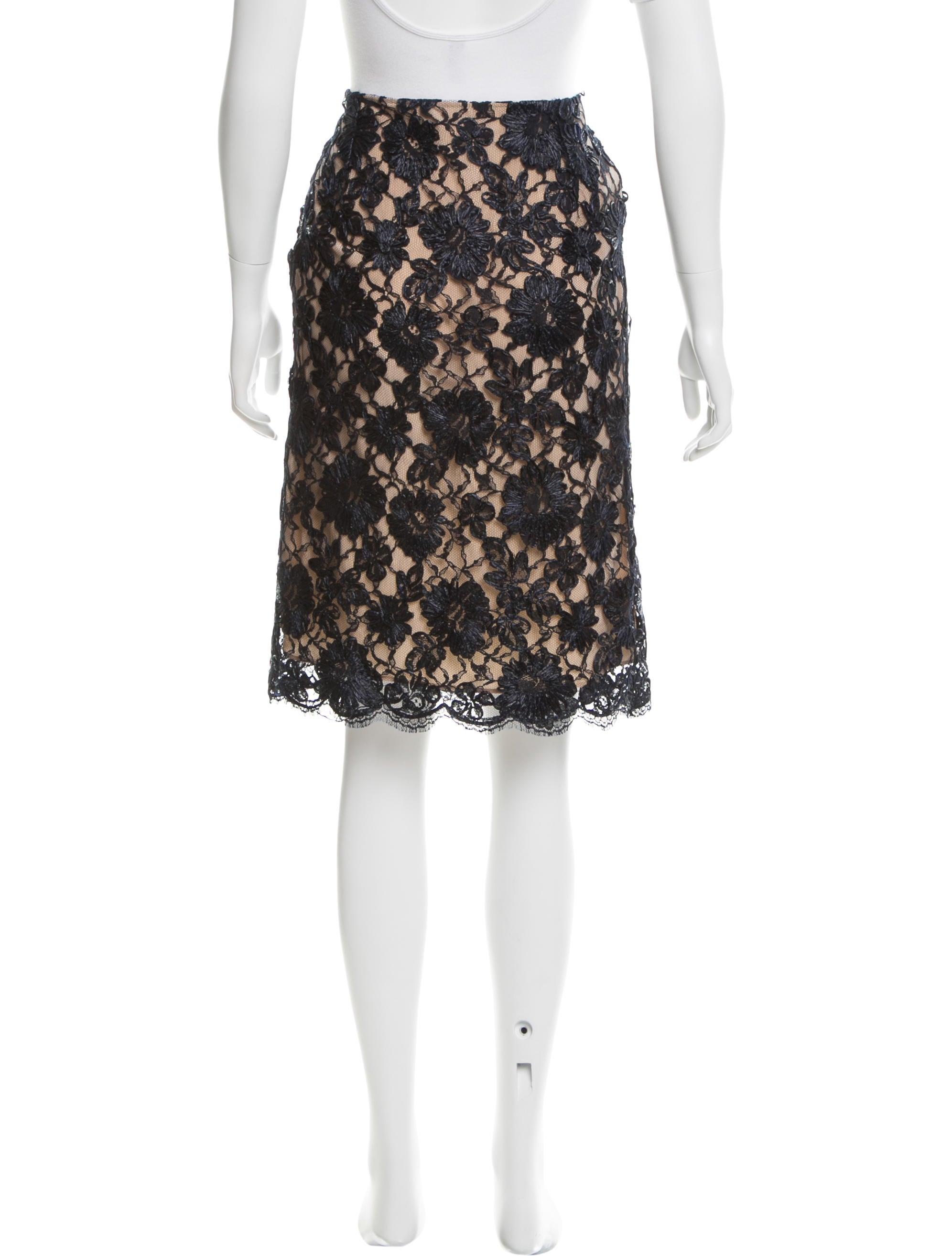 Lace Skirt Pattern 81