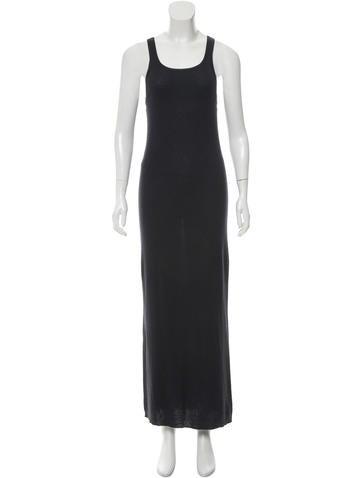 Michael Kors Cashmere Maxi Dress None